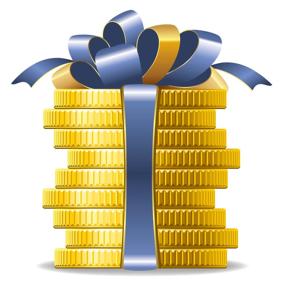 bonuspengar Välkomstbonus